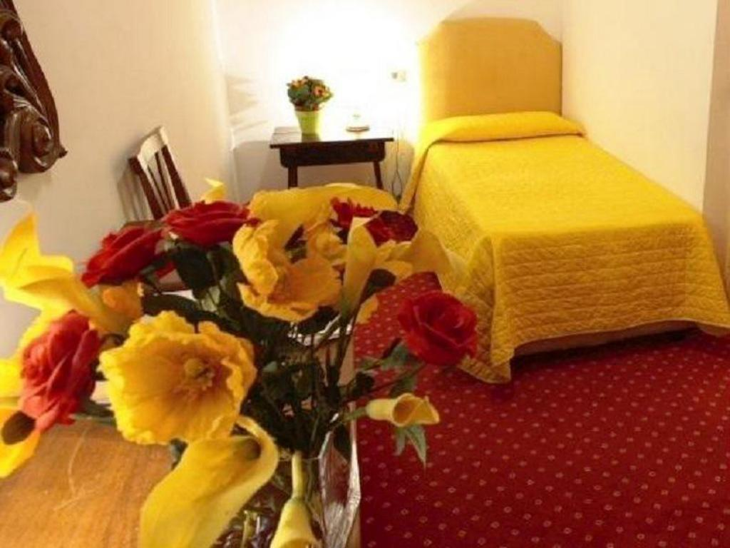 Single - Bed Hotel San Giorgio & Olimpic