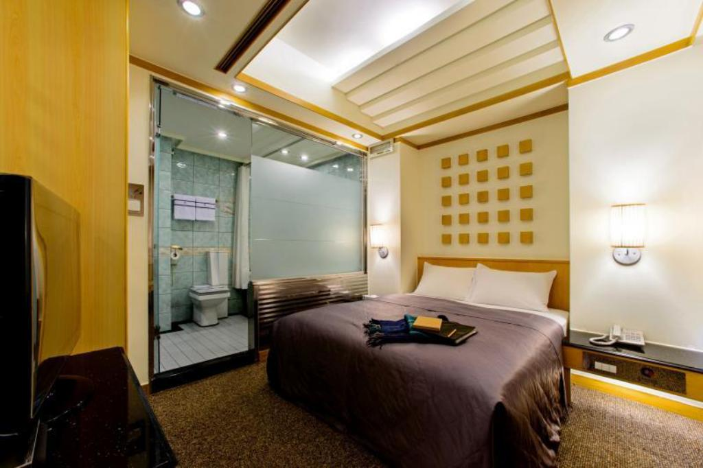 Commercial Suite with 1 double bed - Guestroom Kao Yuan - Jhong Jheng