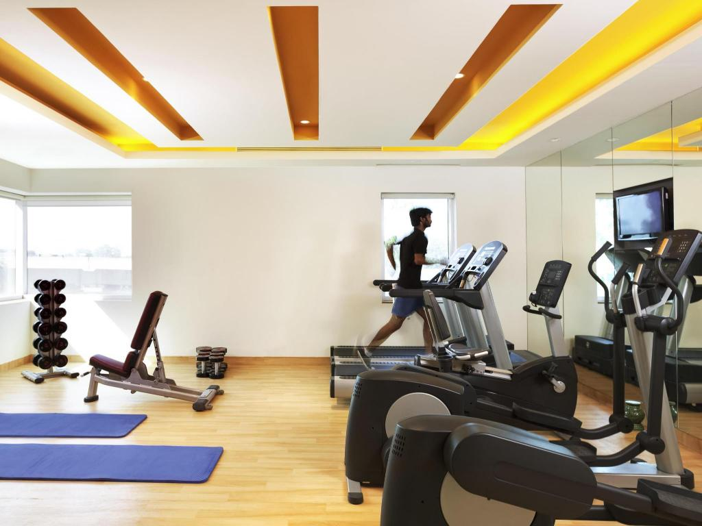 Fitnesscenter Ibis Chennai Sipcot Hotel - An AccorHotels Brand
