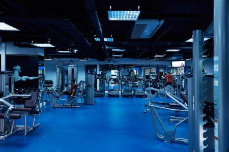 Fitness center Roda Amwaj Suites Jumeirah Beach Residence