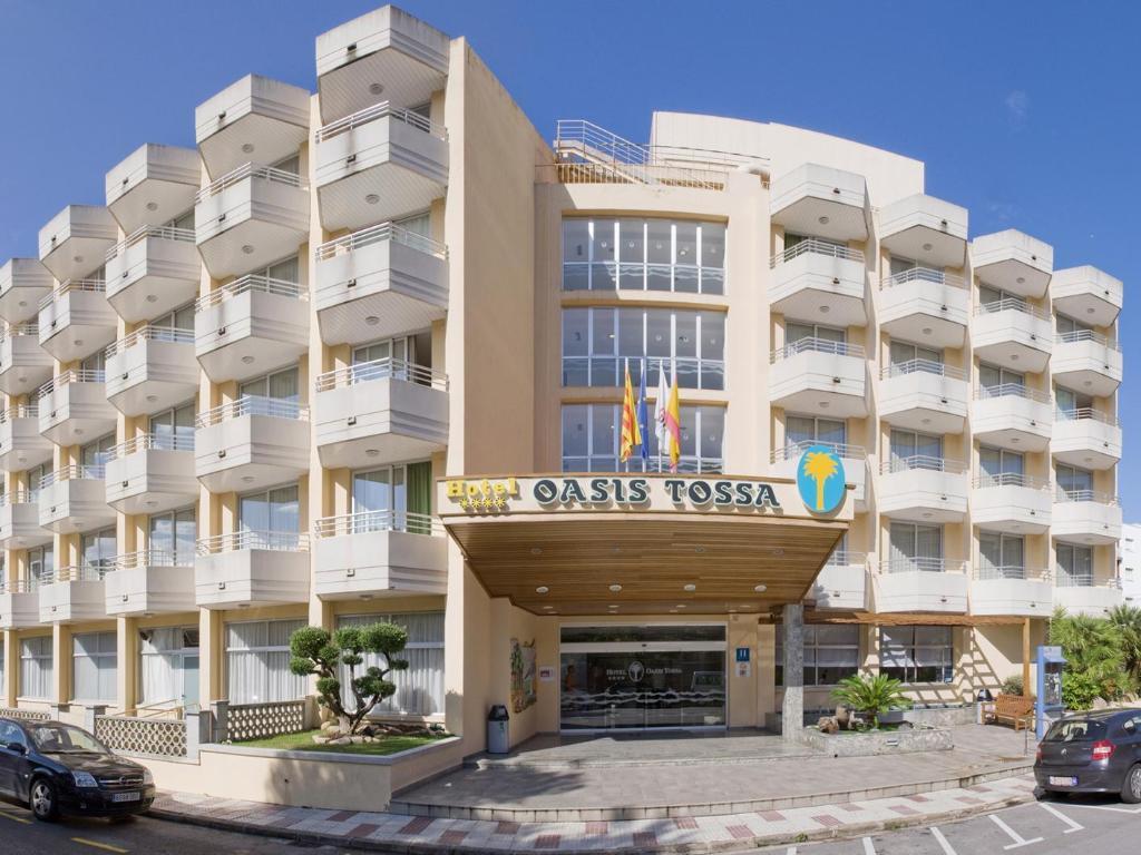 Hotel Oasis Tossa In Tossa De Mar Room Deals Photos Reviews