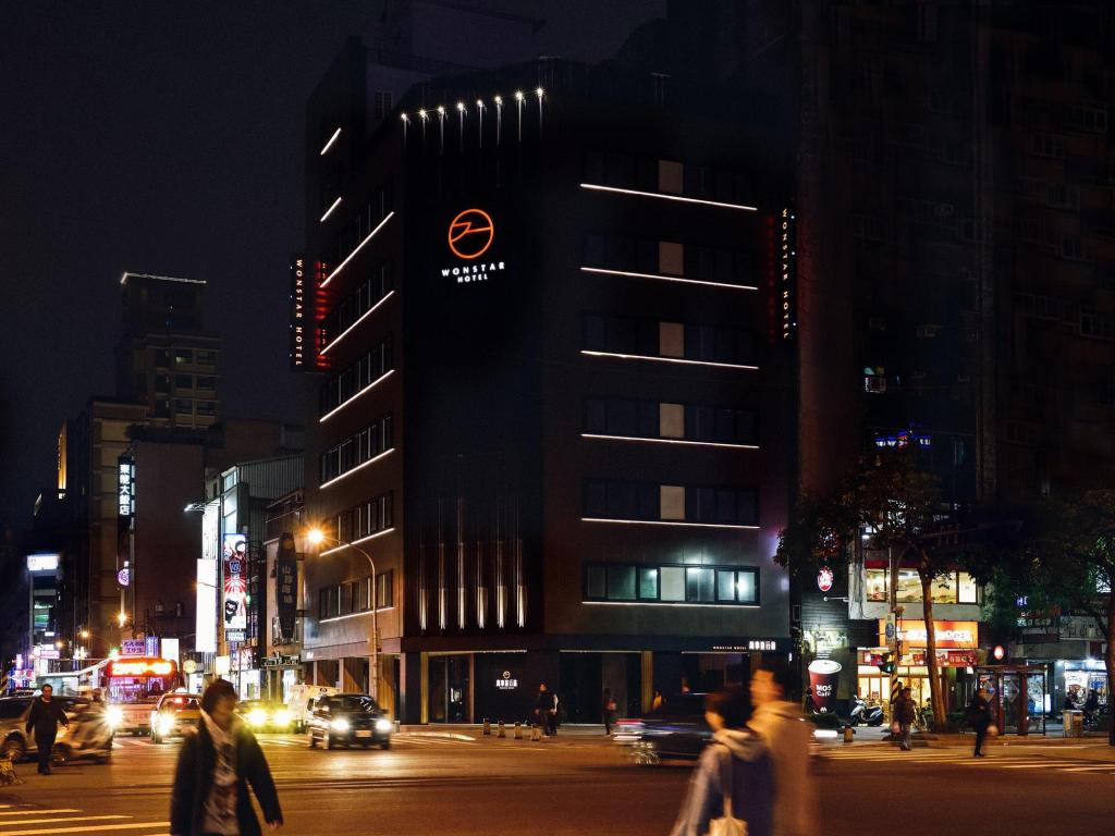 Best price on wonstar hotel ximen i in taipei reviews for Design ximen hotel review