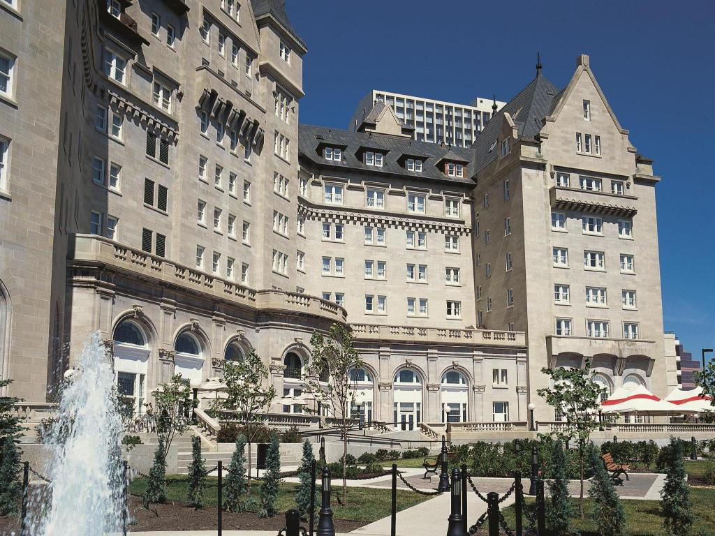 More About The Fairmont Hotel Macdonald