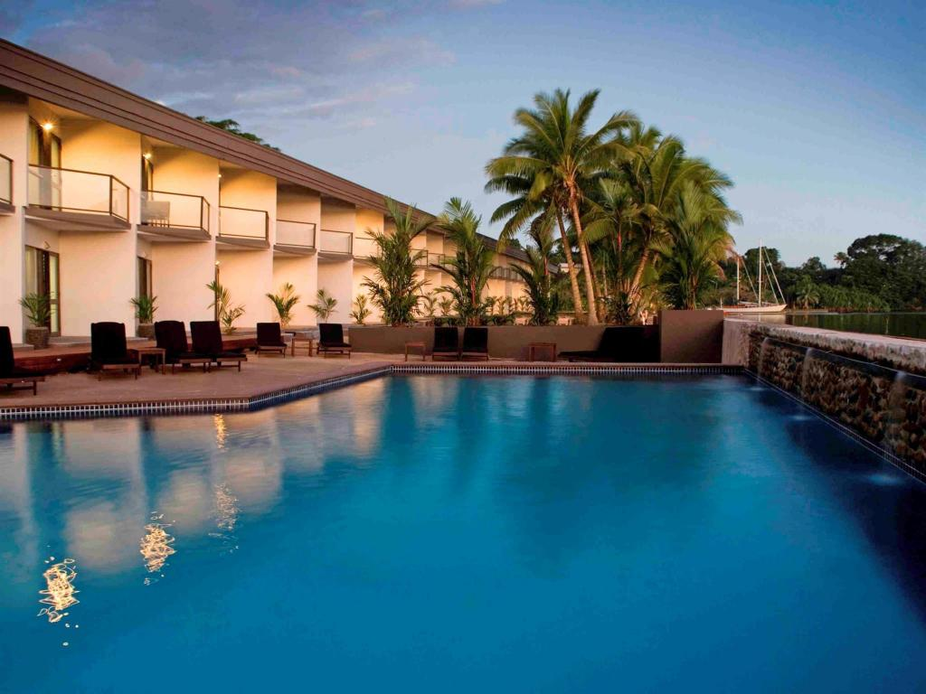 More about Novotel Suva Lami Bay