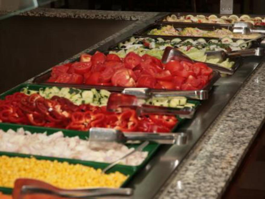 Buffet Hotel Reymar Playa