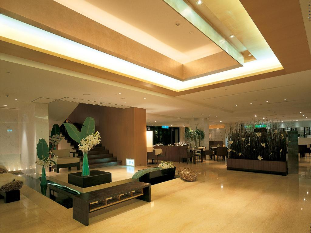 Lobby Beitou Sweetme Hotspring Resort