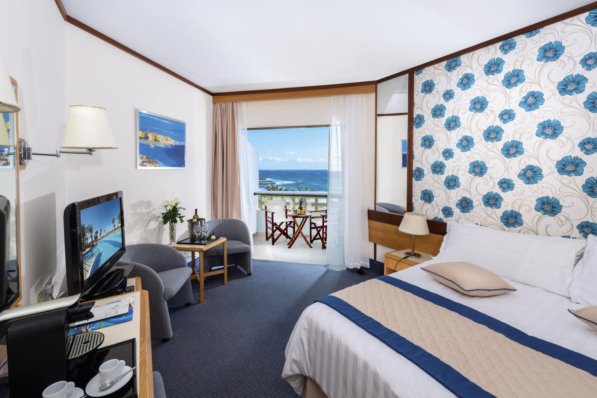 Twin Sea View Room