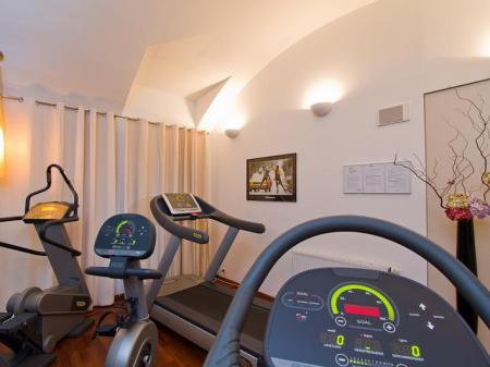 Fitness center Falkensteiner Hotel Maria Prag