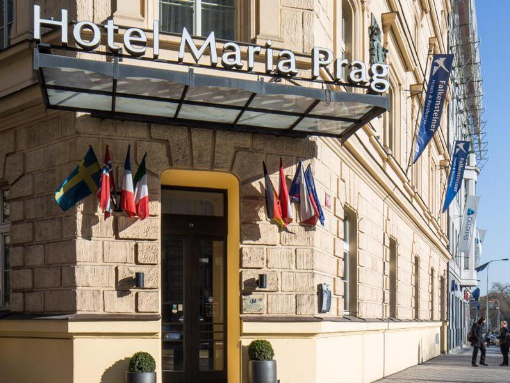 More about Falkensteiner Hotel Maria Prag