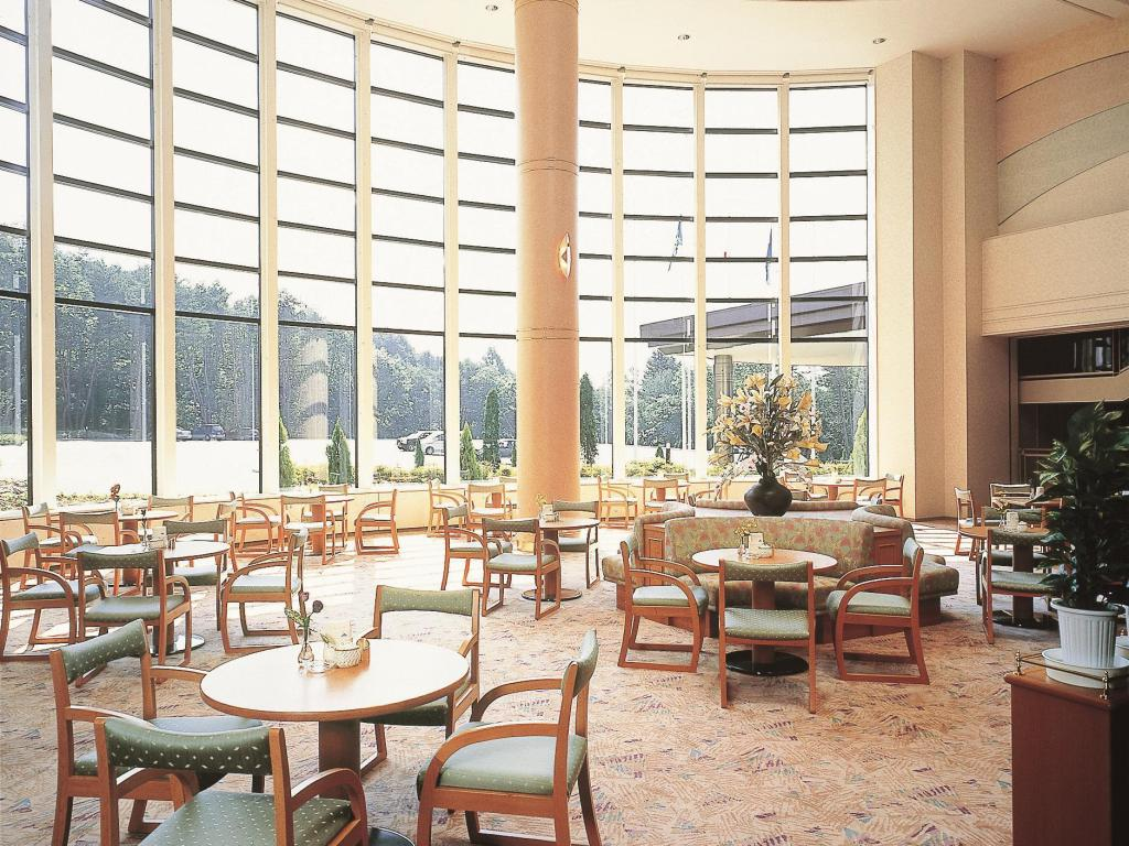 Interior view Royal Hotel YATSUGATAKE