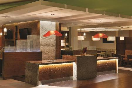 Lobby Hyatt Place Panama City Downtown