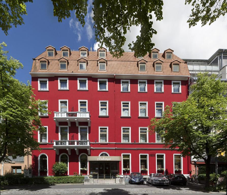 Top hotel amberger in wurzburg room deals photos reviews for Hotels in wuerzburg
