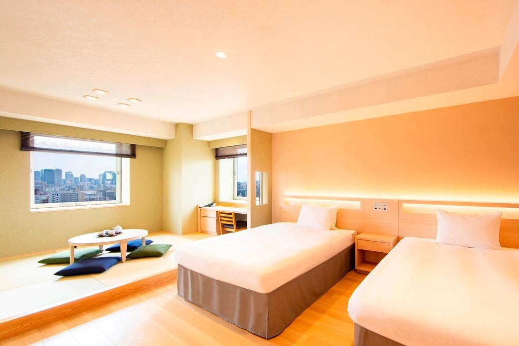 High Floor Grande Room for 4 People with Tatami