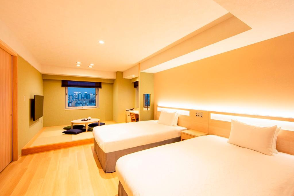 Panoramic Grande Room for 4 People with Tatami