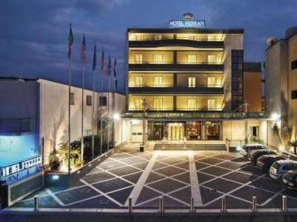 Best Price On Best Western Hotel Ferrari In San Vitaliano Reviews