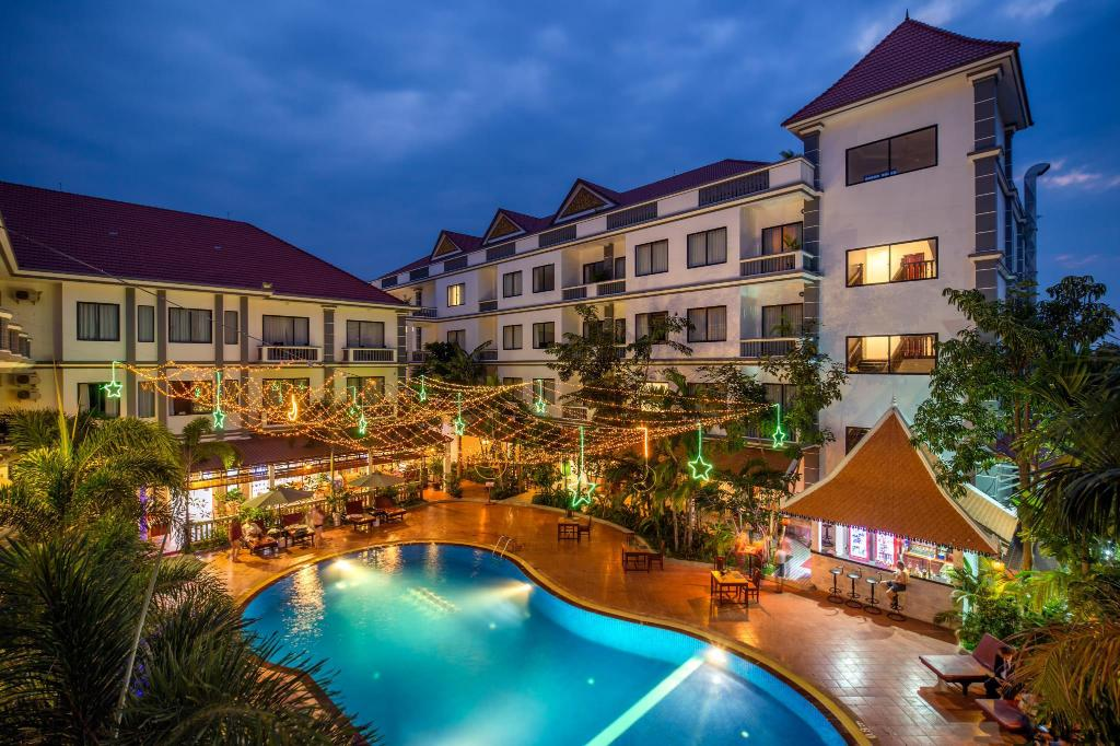 Sokha Roth Hotel in Siem Reap - Room Deals, Photos & Reviews