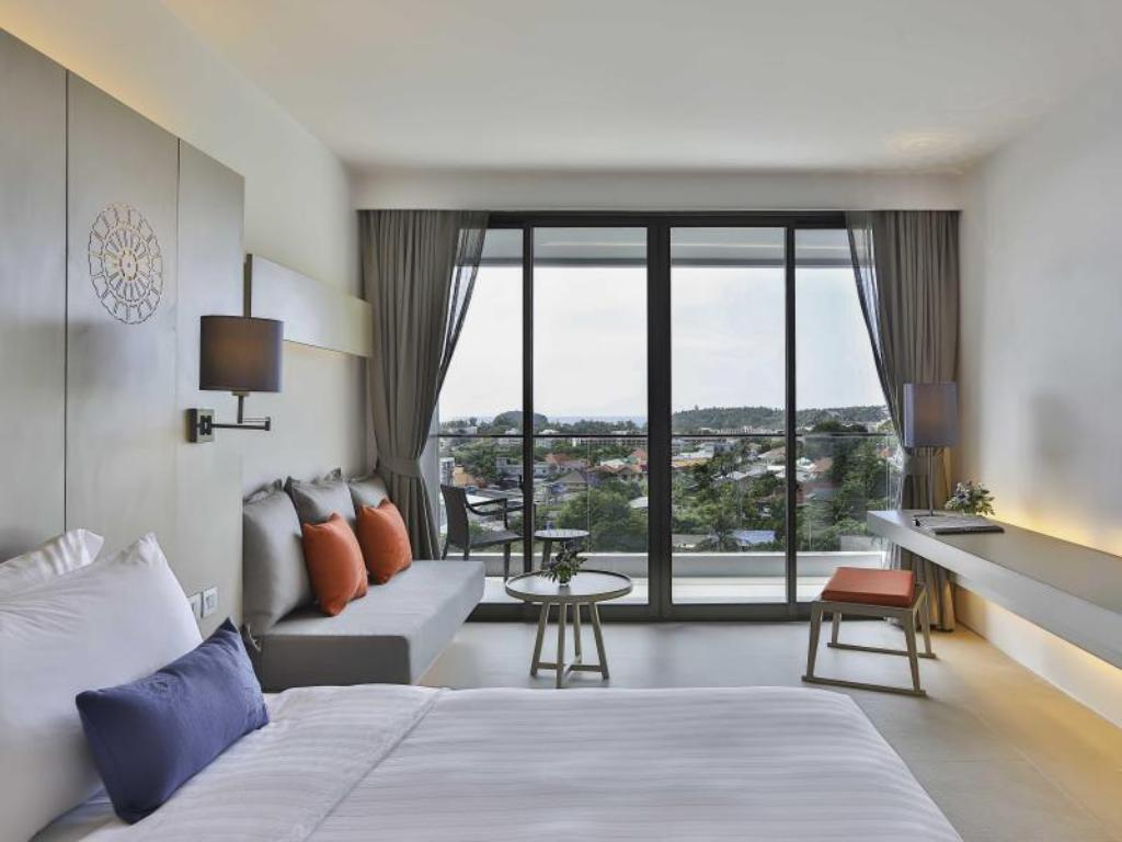 Superior Sea View - Guestroom The Yama Hotel Phuket
