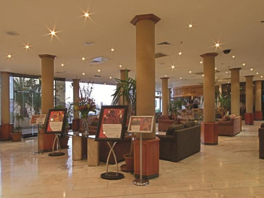 Lobby Crowne Plaza Resort Petra