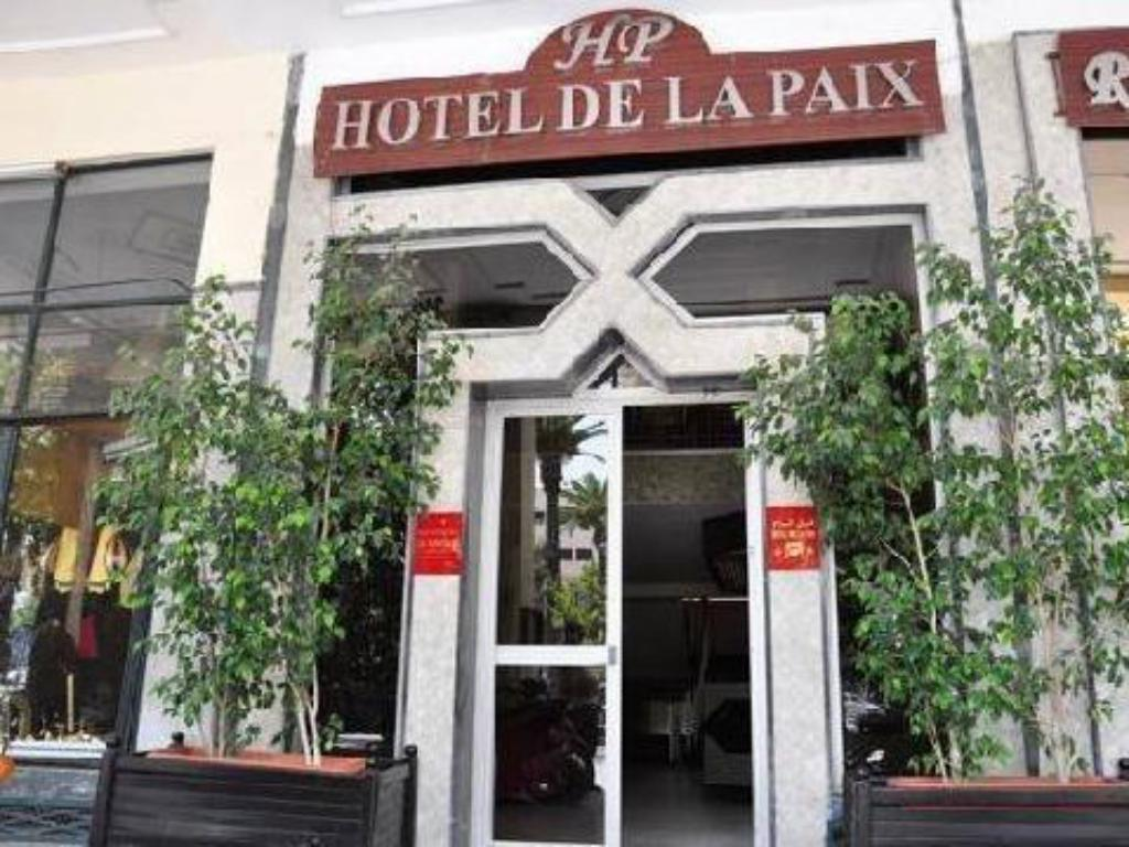 More about Hotel De La Paix