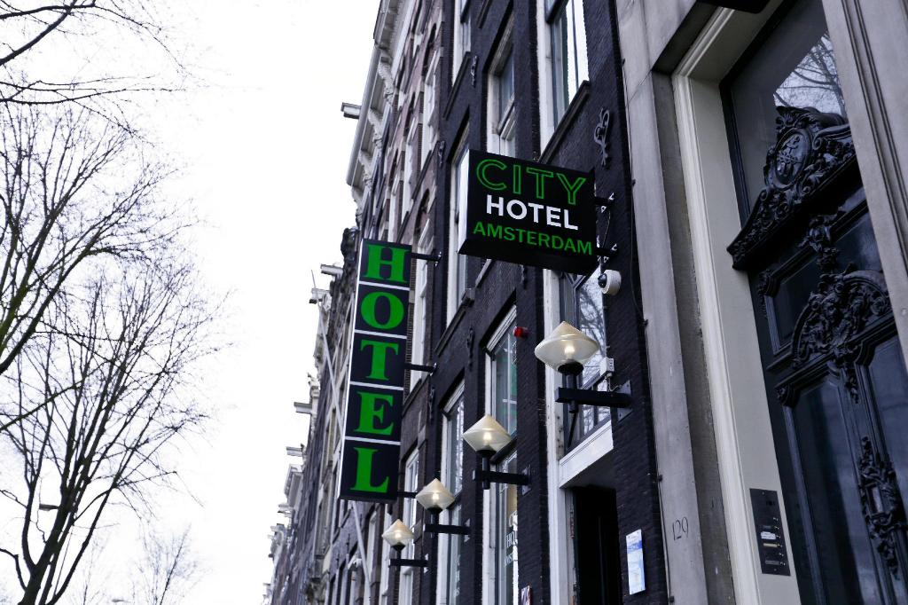 More about City Hotel Amsterdam