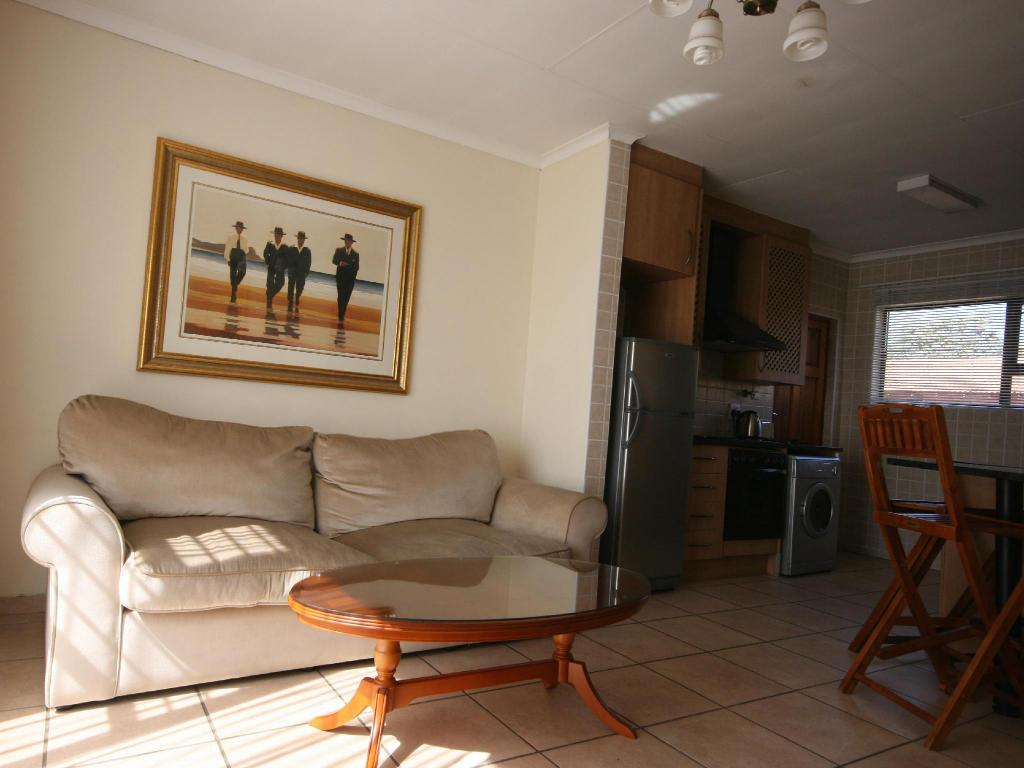 Interiér Fourways Apartments