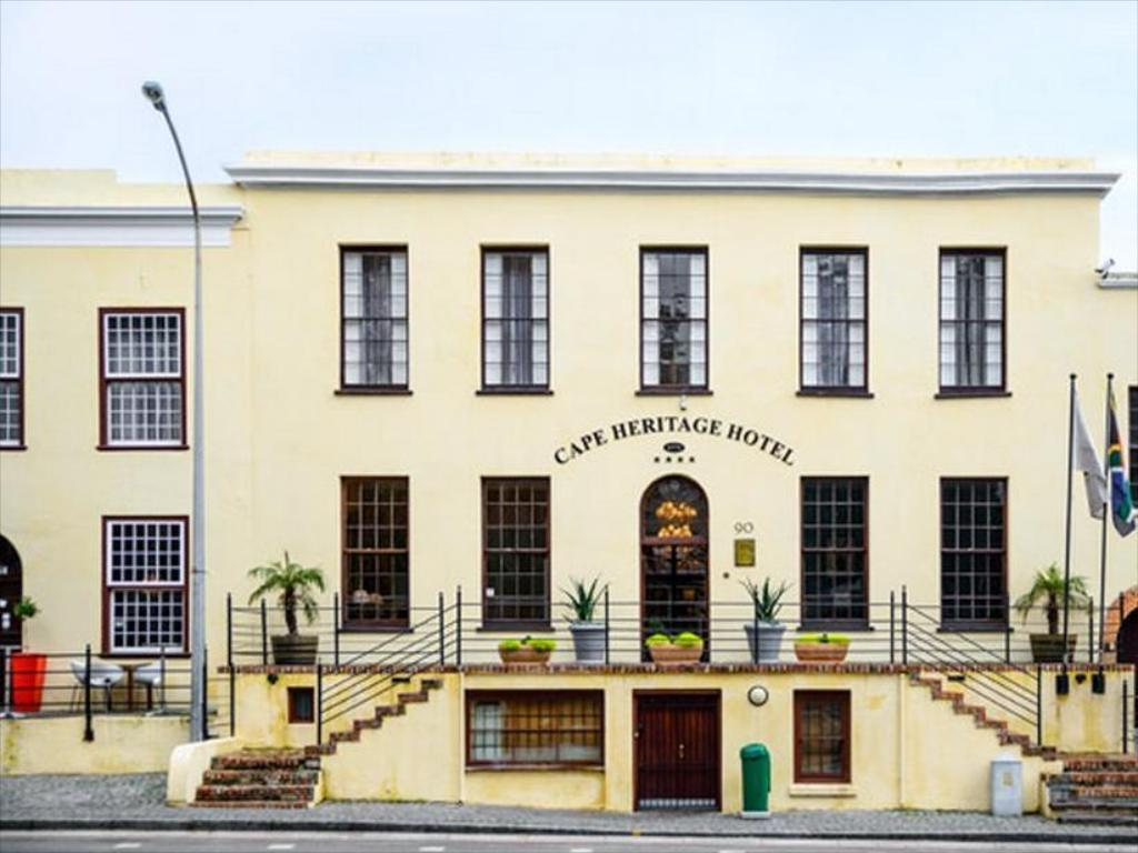 More about Cape Heritage Hotel