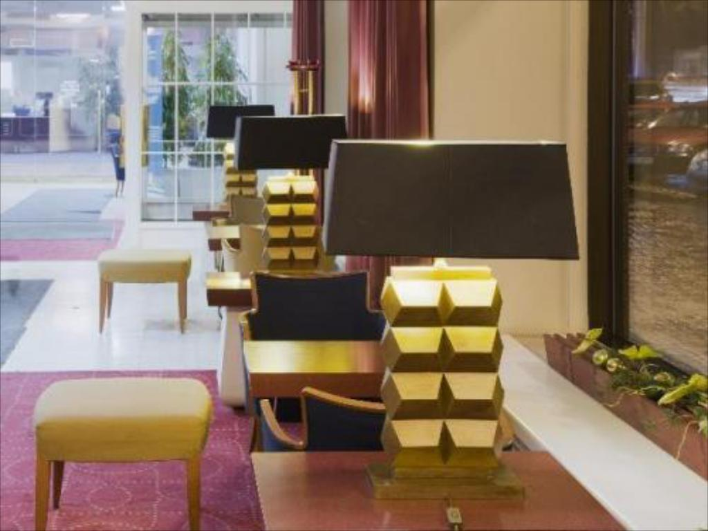 Restaurant Hotel Palace by TallinnHotels