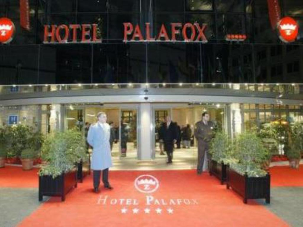 More about Hotel Palafox
