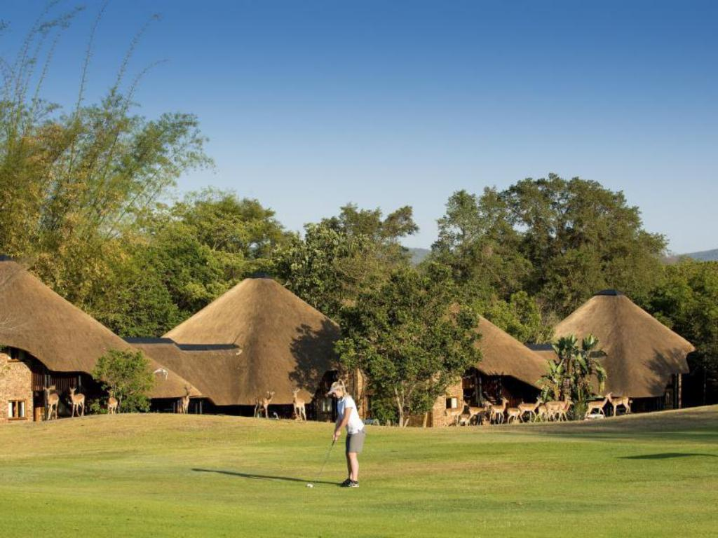 campo de golfe (no local) Kruger Park Lodge