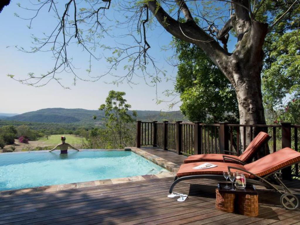 Piscina Kruger Park Lodge