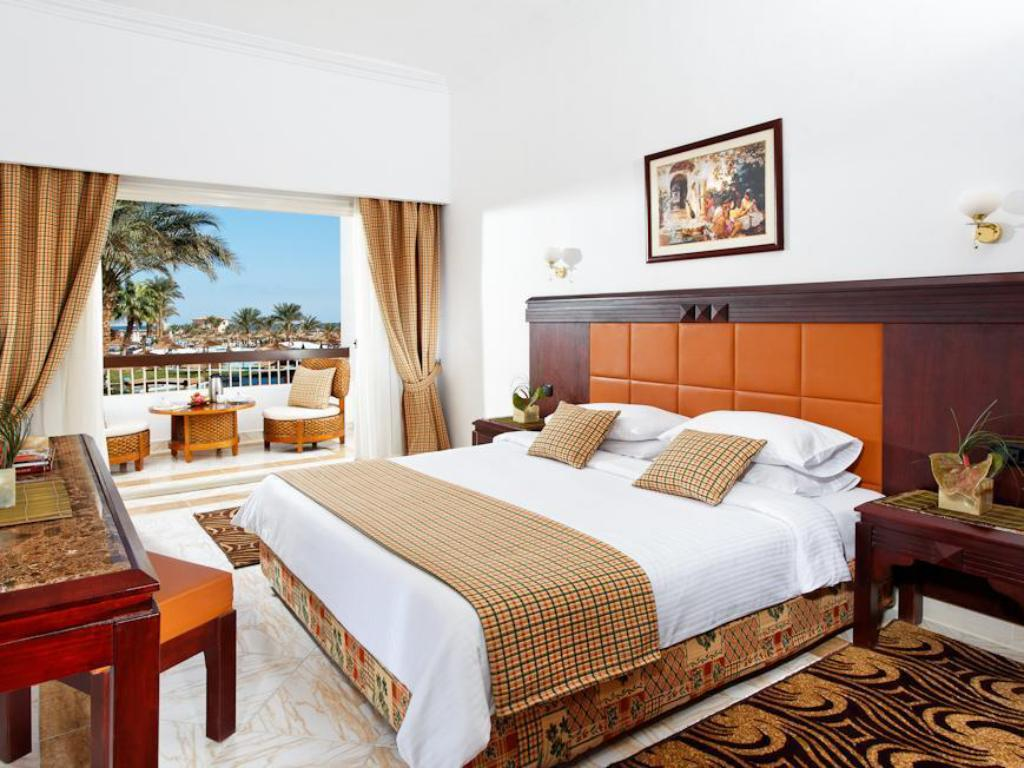 Double Room Sea view - View Beach Albatros Resort