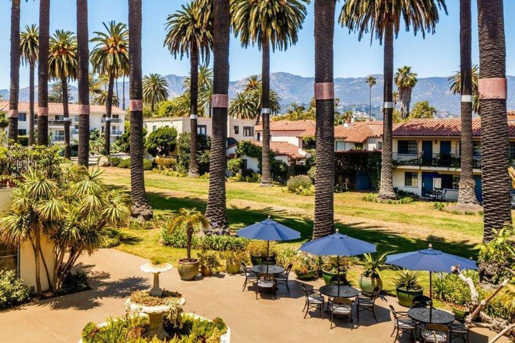 Santa Barbara Hotels >> Hotel Milo Santa Barbara In Santa Barbara Ca Room Deals