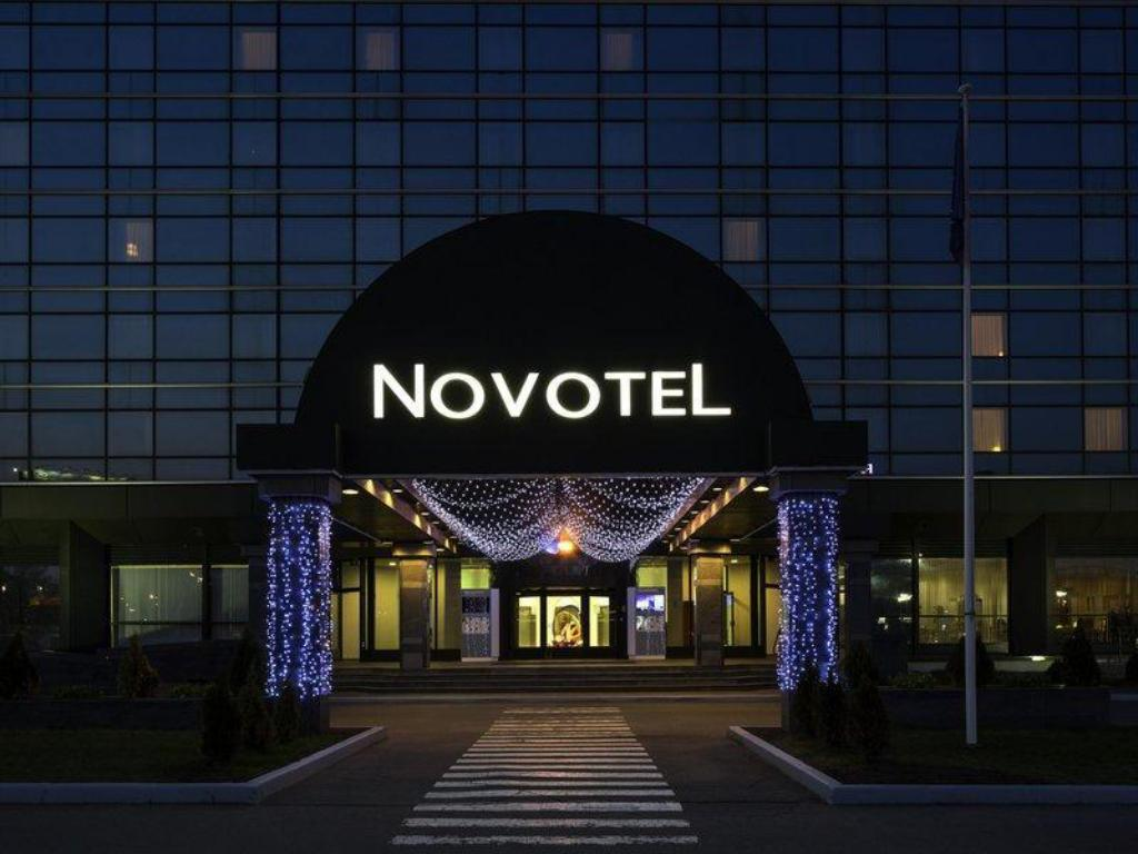 More about Novotel Moscow Sheremetyevo Airport Hotel