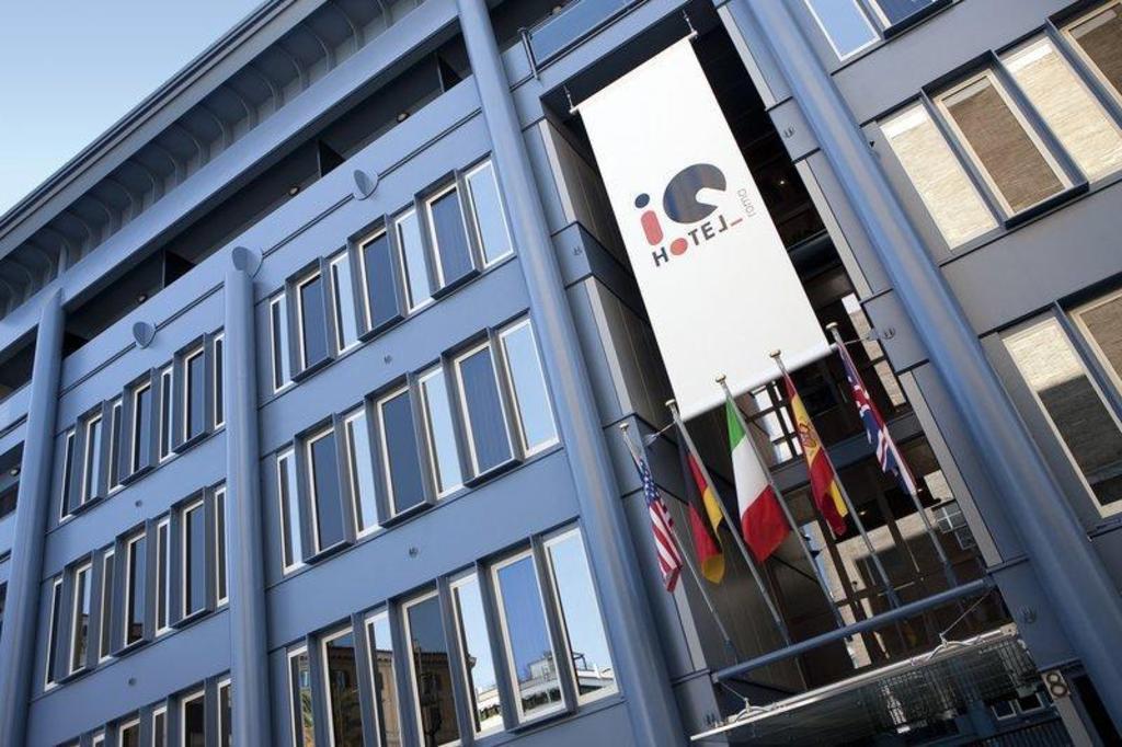 Iq Hotel Roma Termini Central Station Rome Room Deals