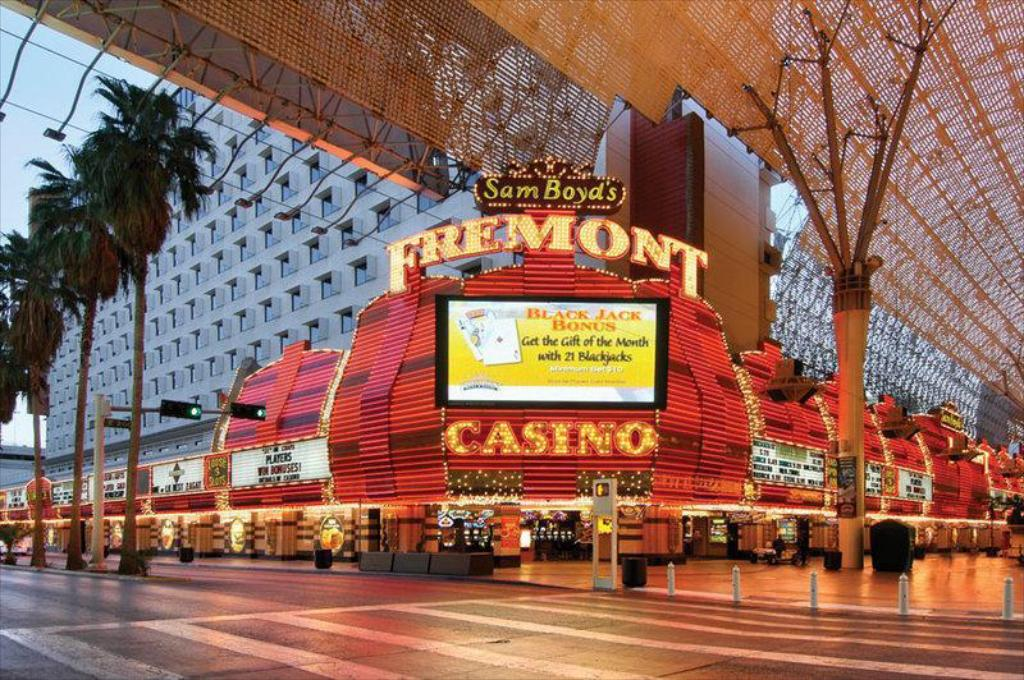 Book Fremont Hotel And Casino In Las Vegas Nv United States