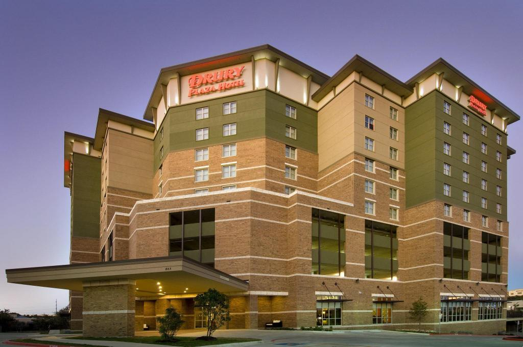 Hotels In San Antonio >> Drury Plaza Hotel San Antonio North Stone Oak San Antonio