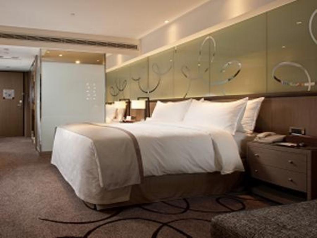 Superior Giường đôi Phòng Nghỉ Cau De Chine Hotel Kaohsiung