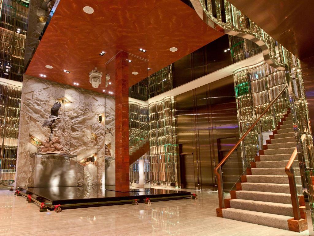Nội Thất Khách Sạn Cau De Chine Hotel Kaohsiung