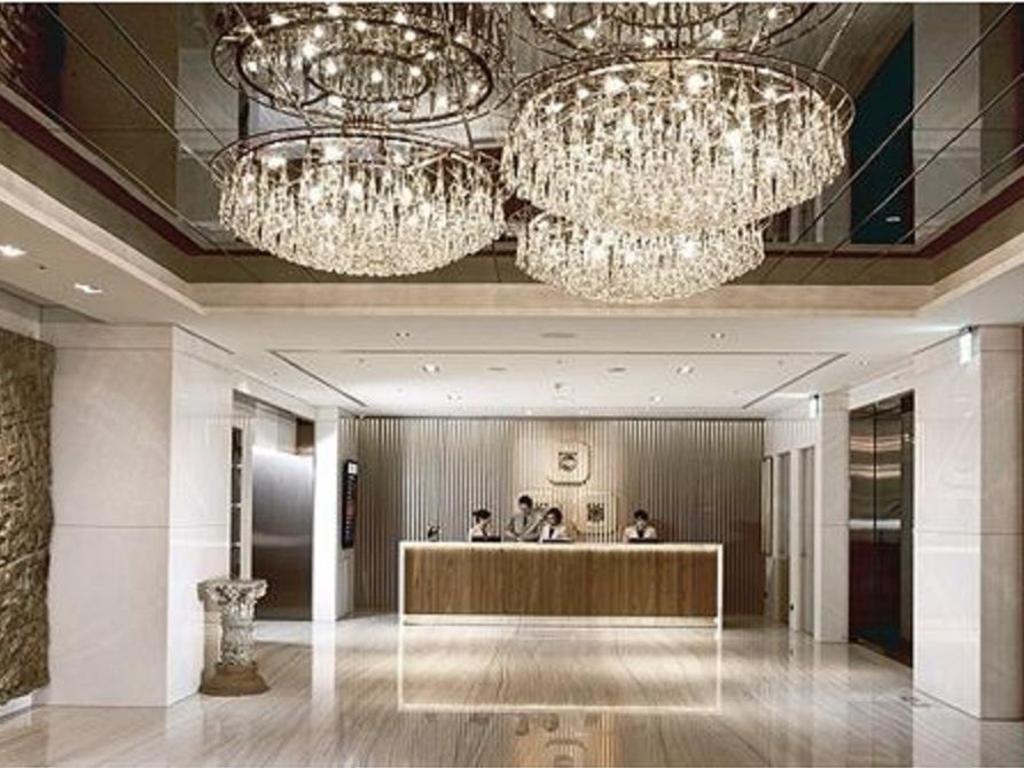 Hành Lang Cau De Chine Hotel Kaohsiung