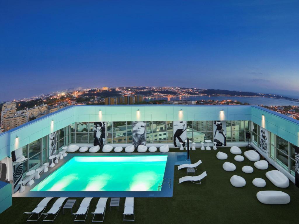 beste website officiële afbeeldingen Koop Authentiek HF Ipanema Park Hotel in Porto - Room Deals, Photos & Reviews
