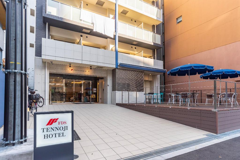 More about FDS Tennoji Hotel