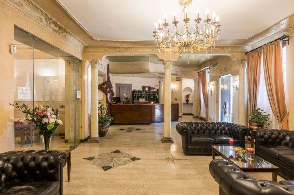 Hotel Villa Rosa In Rome Room Deals Photos Reviews