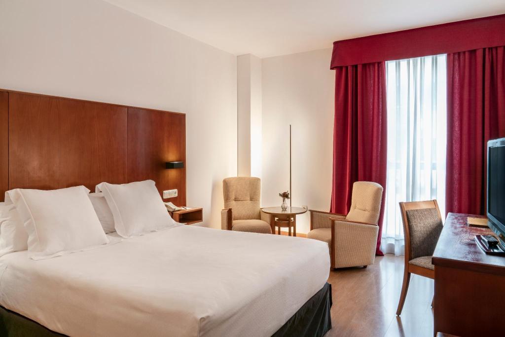 Vincci Ciudad de Salamanca Hotel, Centre-ville de Salamanca ...