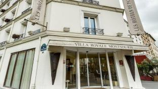 Villa Royale Montsouris Hotel