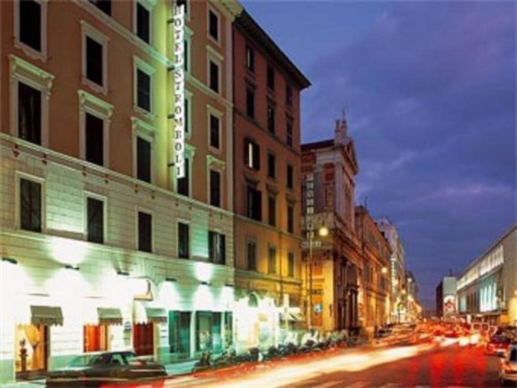 Stromboli Hotel in Rome - Room Deals, Photos & Reviews