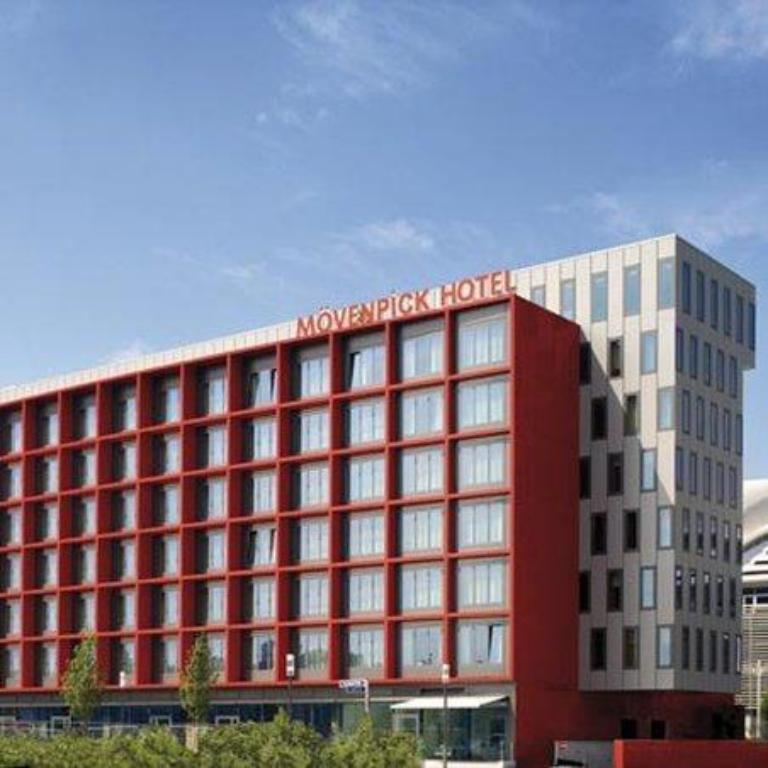 More about Movenpick Hotel Frankfurt City