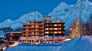 Arosa Kulm Hotel and Alpin Spa