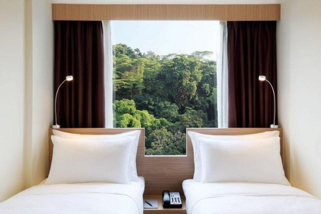 More about Bay Hotel Singapore