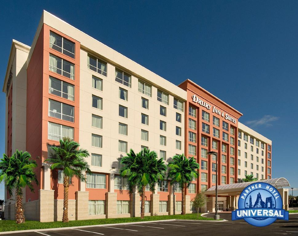 More about Drury Inn & Suites - Universal Orlando Resort™