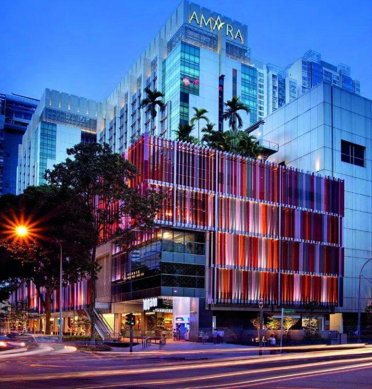 More about Amara Singapore (SG Clean Certified)